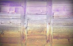Mur ou porte en bois dans le vintage Photo stock