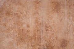 Mur peint très vieux avec des stines de l'eau. Images libres de droits