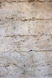 Mur plâtré par brique Photo libre de droits