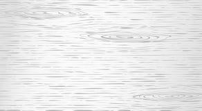 Mur, planches, table ou surface en bois blanche de plancher Coupure du hachoir Texture en bois Photos libres de droits