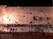 Mur pleurant photographie stock libre de droits