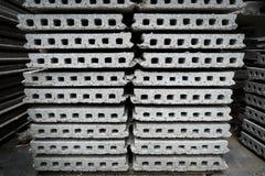 Mur prêt à l'emploi de ciment Photo libre de droits