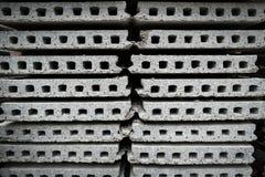 Mur prêt à l'emploi de ciment Images stock
