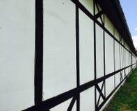 Mur prussien image libre de droits