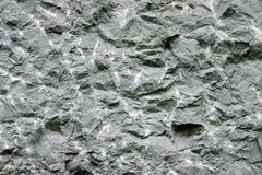 Mur raboteux de roche Images libres de droits