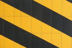 Mur rayé images libres de droits