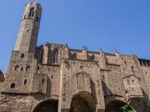 Mur romain Image libre de droits