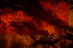 mur Mur rouge La Chine antique Ville interdite Gugong Mur rouge antique de la Chine image stock