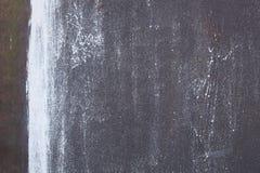 Mur rouillé en métal Vieille texture rouillée de plategrunge en métal Photographie stock