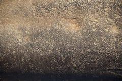 Mur rouillé en métal Vieille texture rouillée de plategrunge en métal Photos stock