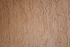 Mur rouill? d'abr?g? sur texture de fond de fer de Brown photographie stock