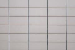 Mur rugueux moderne de texture de brique. Mur de briques gris Photographie stock libre de droits