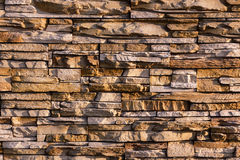 Mur rustique Photos libres de droits