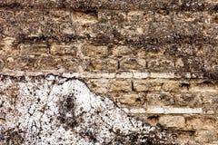 Mur sale et vieux Image stock