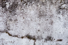 Mur sale et vieux avec l'humidité Photos stock