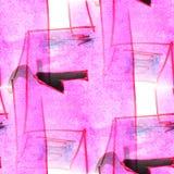 Mur sans couture de texture de fond d'endroit de modèle de fond mural Images libres de droits