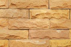 Mur sans joint en pierre Photographie stock libre de droits