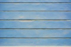 Mur - texture bleue de fond de couche de peinture Image stock