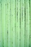 Mur texturisé graveleux de vert de limette Images stock