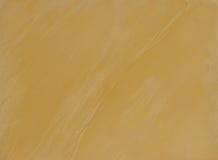 Mur texturisé crème, d'isolement Photographie stock libre de droits