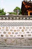 Mur traditionnel Image stock
