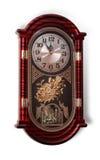 Mur-type horloge Photographie stock libre de droits