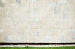 Mur urbain abstrait Images libres de droits