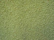 Mur vert clair granulaire photographie stock libre de droits
