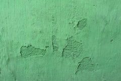 Mur vert de ciment texture douce légèrement rugueuse dur, photo libre de droits