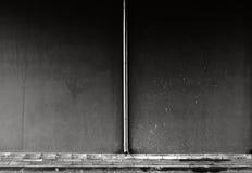 Mur vide photographie stock libre de droits