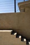 mur więzienia Obraz Royalty Free
