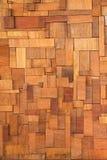 Mura de madeira imagem de stock royalty free