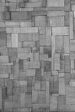 Mura de madeira imagens de stock royalty free