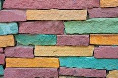 Mura di mattoni Immagine Stock Libera da Diritti