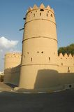 Murabba'a Fort, City of Al Ain Royalty Free Stock Photos