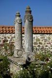 Murad Sultan Memorial, Obilic, Kosovo Royalty Free Stock Photography
