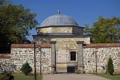 Murad Sultan Memorial, Obilic, Kosovo stock images