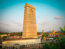 Muradeshwara temple Royalty Free Stock Image
