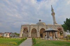 Muradiye moské Edirne arkivfoton