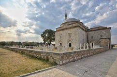 Muradiye moské Edirne royaltyfri bild