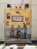 mural imagenes de archivo