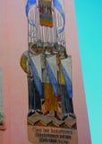 mural Immagine Stock Libera da Diritti
