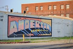 mural Стоковое Изображение RF