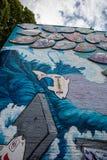 Ολυμπία Mural Στοκ Εικόνες