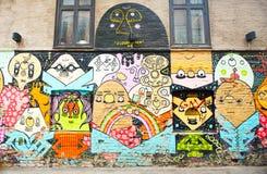 mural Obrazy Stock