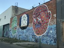 mural стоковые фото