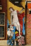 Mural art  Stock Photography