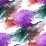 Mural  background brown, purple, green seamless Royalty Free Stock Photos