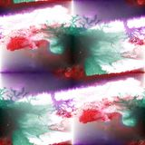 Mural background marsh, lilac, red seamless pattern background stock images