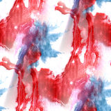Mural  background red, blue, pink seamless pattern Royalty Free Stock Photography